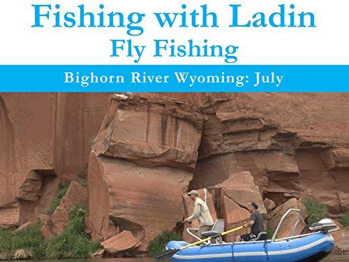 Bighorn Wyoming - Bighorn River Wyoming: July