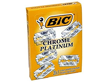 BIC CHROME PLATINUM 100 LAME BARBIERE  Amazon.es  Juguetes y juegos b79022ebea39