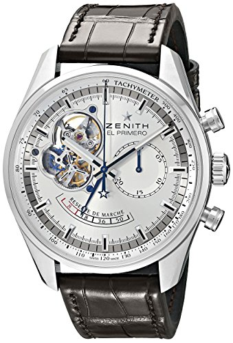zenith-mens-0320804021-01c494-chronomaster-stainless-steel-open-heart-automatic-watch-with-brown-lea