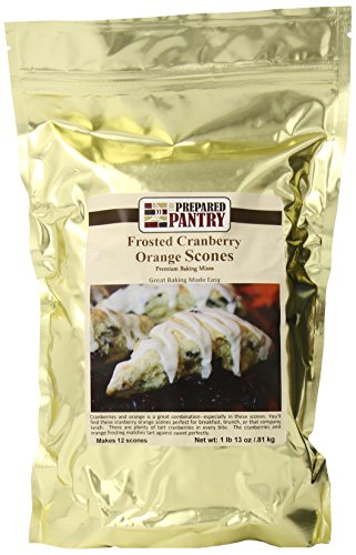 The Prepared Pantry Cranberry Orange Scones, 29 Ounce
