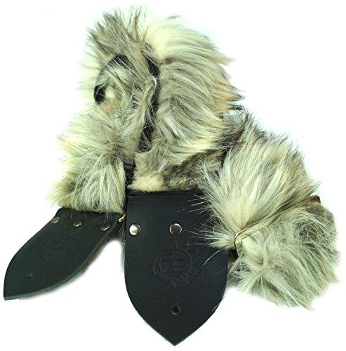 - Dog Days Designs ddwfd3 Wolf Faux Fur 3