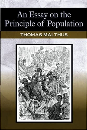 An essay on the principle of population   Open Library
