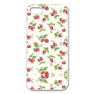 De pl¨¢stico duro caso para Iphone 5 5s cubierta de la impresi¨®n Cath KidstonE-000873