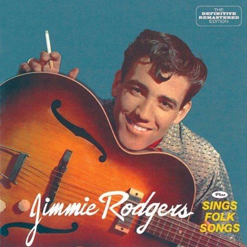 Jimmie Rodgers / Sings Folk Songs (Rodgers Cd Jimmie)