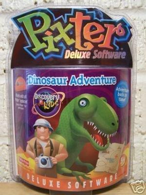 Pixter Deluxe Software Dinosaur ...