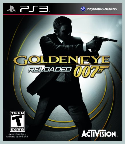 Price comparison product image GoldenEye 007: Reloaded