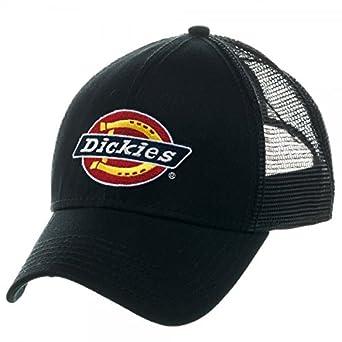 Dickies Core bordado meshback – Gorra de béisbol ajustable (Color ...