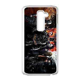 Batman LG G2 Cell Phone Case White lesp