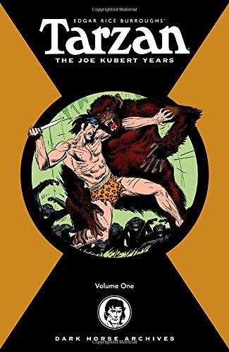 Tarzan: The Joe Kubert Years, Vol. 1