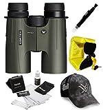 Vortex 10x42 Viper HD Binocular + Foam Float Strap + Accessory Kit