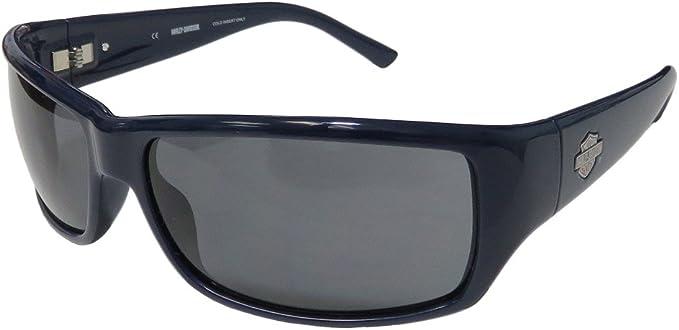 Harley Davidson Hdx 860 Sunglasses Shiny Navy Bekleidung