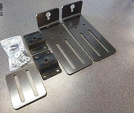 ARB 813407 Awning Quick Release Bracket Kit Kit 2 Awning Quick Release Bracket Kit