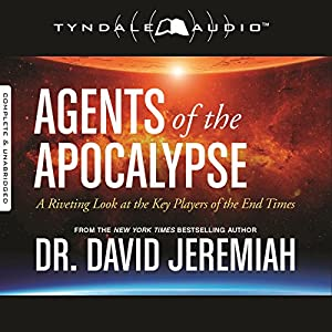 Agents of the Apocalypse Audiobook