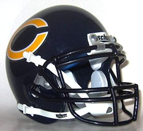 c1f1d7dd049 Image Unavailable. Image not available for. Color  Carencro Bears High  School Mini Helmet ...