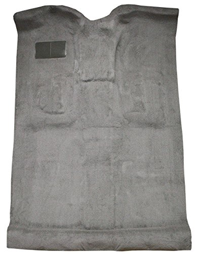 Factory Fit - ACC 2005-2006 Chevy Silverado 1500 HD Carpet Replacement - Cutpile - Complete | Fits: Crew Cab, 2 & 4WD