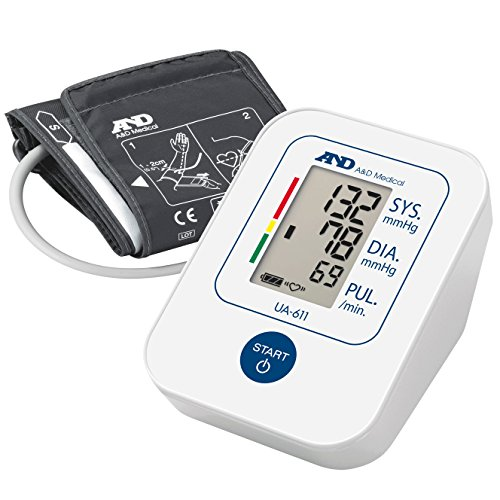 AND Blood Pressure Monitor (Best Blood Pressure Monitor Uk)