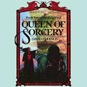Queen of Sorcery Hörbuch