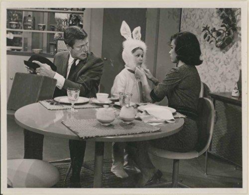 Larry Mathews as a Bunny Rabbit The Dick Van Dyke Show Vintage Original 1961 CBS Television Publicity Photo (Washington vs. the Bunny episode #1-4) -