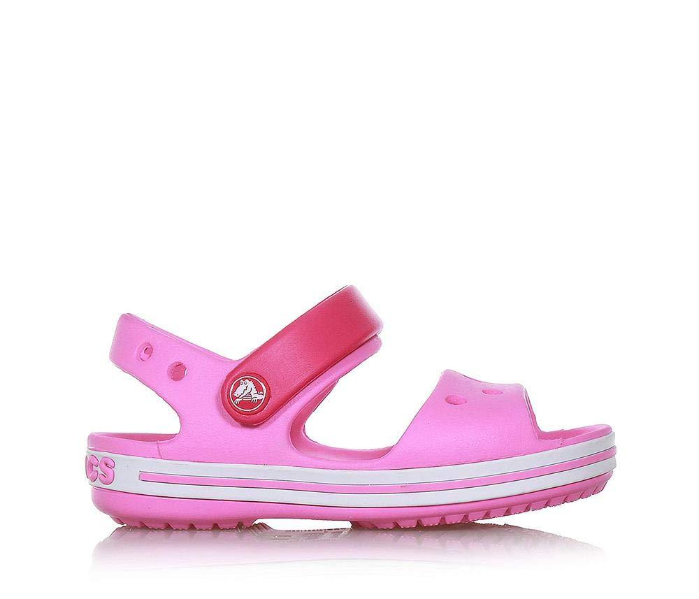 Crocs Crocband  Fun Lab   Light-Up Clog, Pink, C6 M US Toddler by Crocs (Image #9)