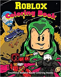 Roblox Coloring Book Coloring Books For Kids Robloxia Kid - roblox character coloring