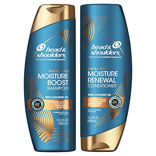 Where to find head and shoulders dry scalp care?