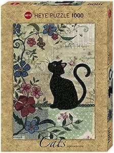 Heye 29808 - Puzzles para Gato y ratón: Amazon.es: Juguetes y juegos