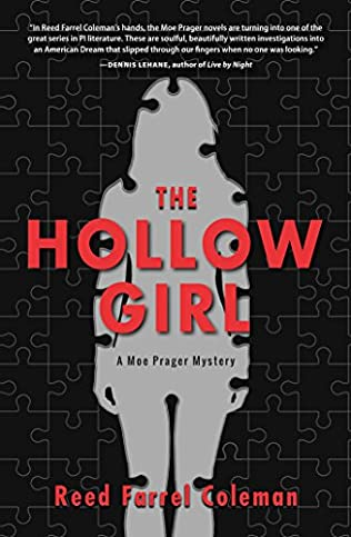 book cover of The Hollow Girl