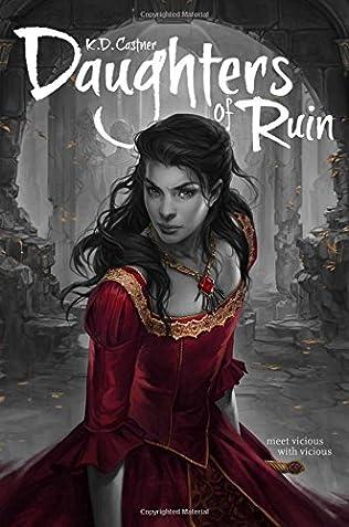 book cover of Daughters of Ruin