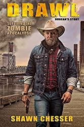 Drawl: Duncan's Story (Surviving the Zombie Apocalypse Book 10)