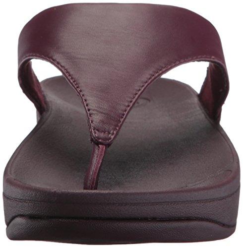Sandal Plum Deep Thong FitFlop Women's Lulu qZt6t