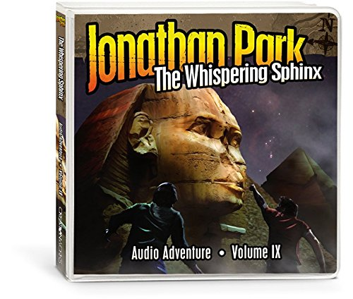 Jonathan Park, Vol. 9: The Whispering Sphinx