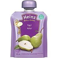 HEINZ Beginner - Strained Pear Pouch, 6 Pack, 128ML Each