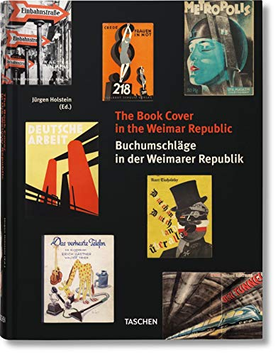 The Book Cover in the Weimar Republic (German Edition)