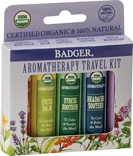 Aromatherapy Travel Kit ()
