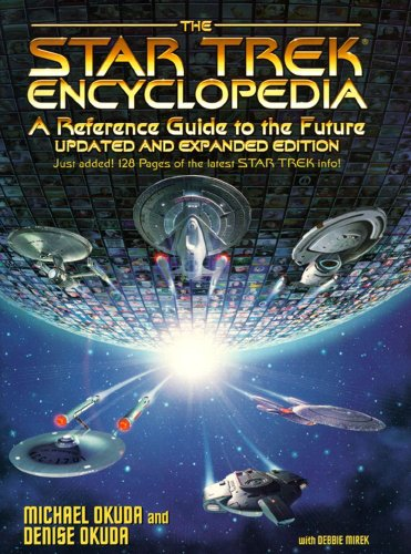 The Star Trek Encyclopedia: A Reference Guide to the Futureの詳細を見る