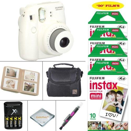 Fujifilm Mini Instant Camera White