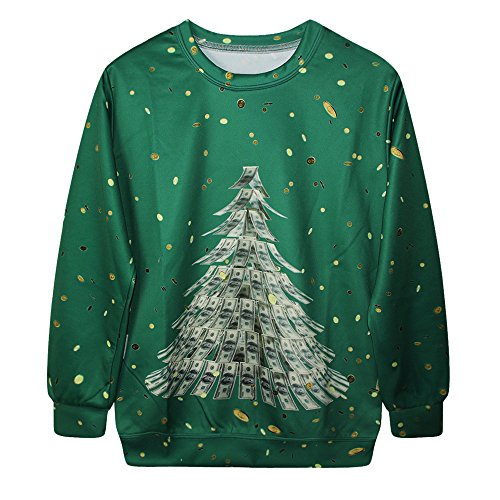 Merry X-Mas New Year Sweatshirt