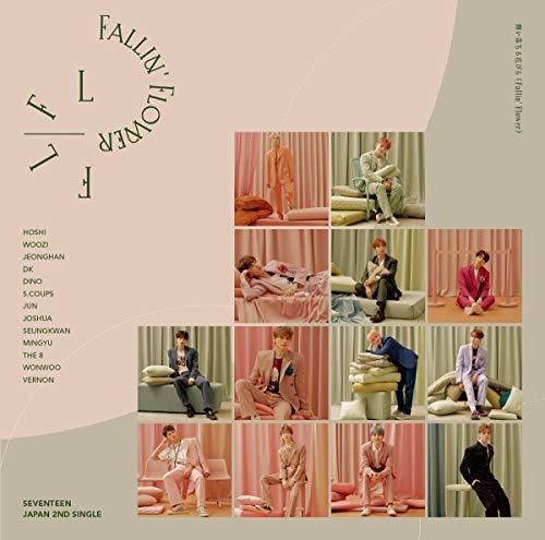 SEVENTEEN - JAPAN 2ND SINGLE (Fallin' Flower 통상반)