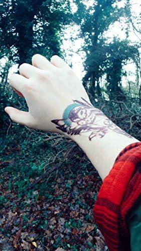 Novu Ink tatuaje temporal tatuajes Novu manos goliton ...