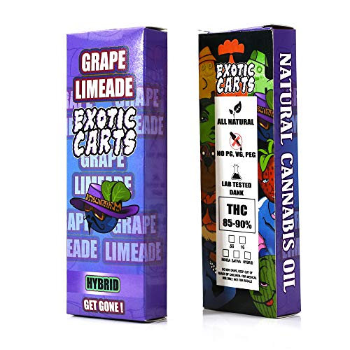 Empty Exotic Flavors Grape Limeade Concentrate Retail Display Packaging Gift Boxes VB-076 (50)