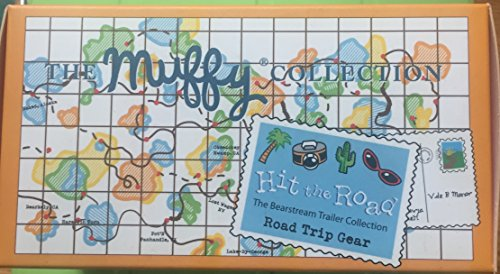 Nabco Muffy Vanderbear Hit The Road Collection Road Trip Gear from Nabco