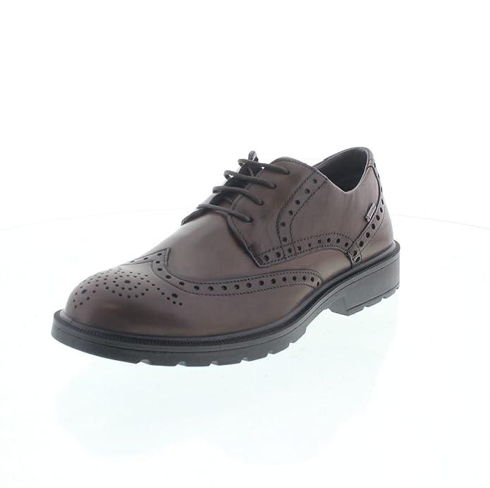 Igi & Co Chaussures À Lacets En Cuir Pour Homme Noir Taille Marron Noir: 39 haute qualité jeu obtenir authentique authentique x73mn5OYY
