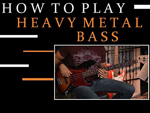 How To Play Heavy Metal Bass 03 ()