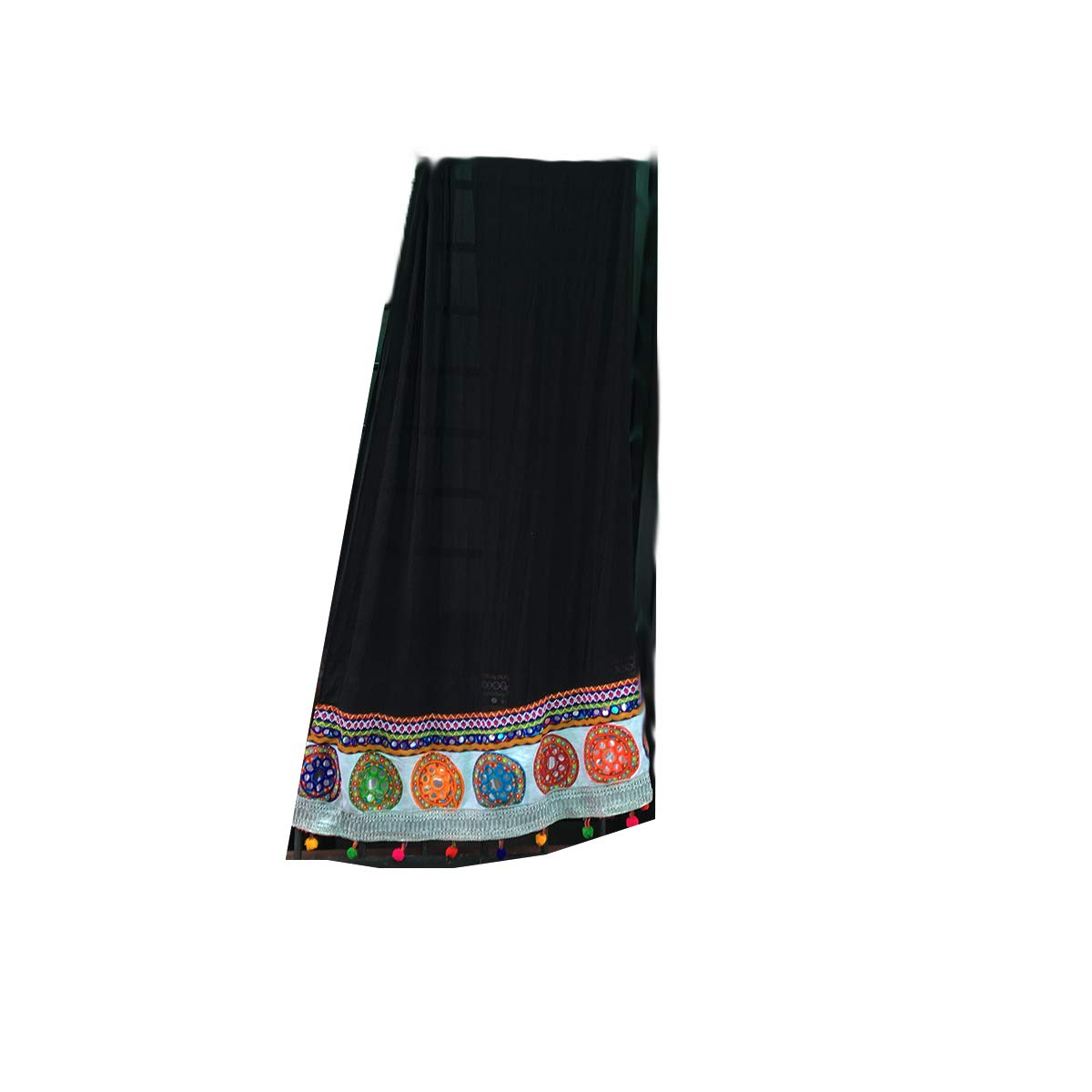 466e538a2cc21c Aglare Chiffon Dupattas (Chunni_W_White_Free Size): Amazon.in: Clothing &  Accessories
