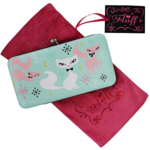Kiss Lock Wallet (Fluff Swanky Kittens - Kiss Lock Wallet)