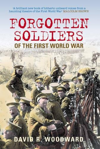 Download Forgotten Soldiers of the First World War pdf epub