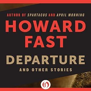 Departure Audiobook