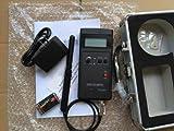 SJ200 Magnetic Measurement Hand-held Digital Gauss meter Adapter and Carrying Box Tesla meter 0.1mT