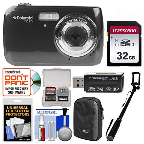 Polaroid iS126 Black