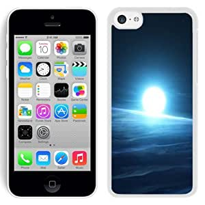 NEW Unique Custom Designed iPhone 5C Phone Case With White Dwarf Space_White Phone Case
